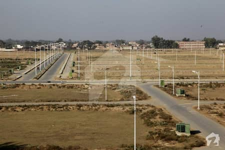 All Dues Clear Kanal Hot Plot In Investment Price On 50ft Road Dha Phase 9 Prism For Sale