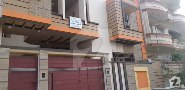 240 Yards Double Story New House Block 3 Saadi Town