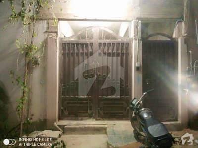 گلستانِِ جوہر ۔ بلاک 10 گلستانِ جوہر کراچی میں 3 کمروں کا 5 مرلہ مکان 60 لاکھ میں برائے فروخت۔
