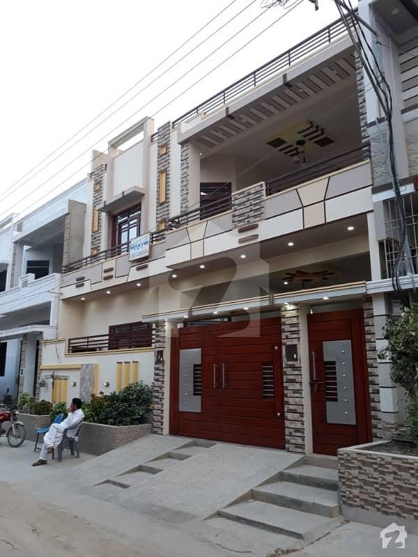 240 Yards Vip Double Story House Block 5 Saadi Town