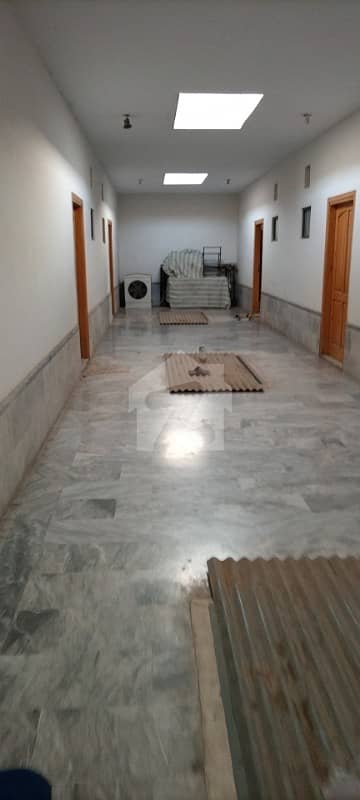 Master Single Bed Attach Bath With Furnished Flat Wood Work Kitchen