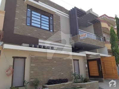 240 Yards Double Storey Super Style House Block 4 Saadi Town