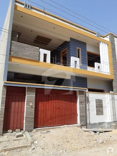 سعدی ٹاؤن سکیم 33 کراچی میں 6 کمروں کا 10 مرلہ مکان 2.75 کروڑ میں برائے فروخت۔