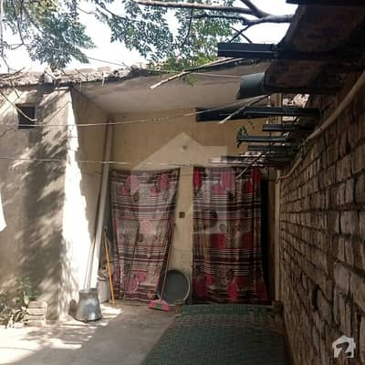 5 Marla Old 272 Sq Ft With Extra Land House For Sale In Peoples Colony