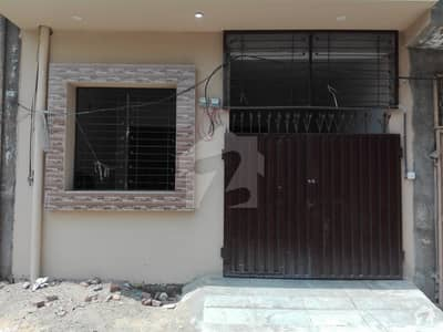 4 Marla House In Central Harbanspura For Sale