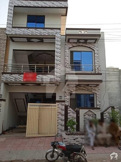 ائیرپورٹ ہاؤسنگ سوسائٹی - سیکٹر 4 ائیرپورٹ ہاؤسنگ سوسائٹی راولپنڈی میں 4 کمروں کا 5 مرلہ مکان 1.02 کروڑ میں برائے فروخت۔