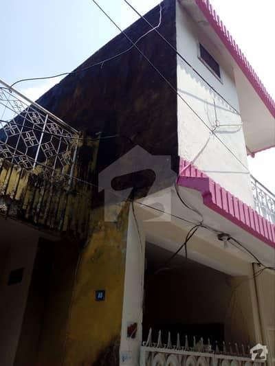 6 Marla Double Storey House Gulshan Dadan Khan Murree Road