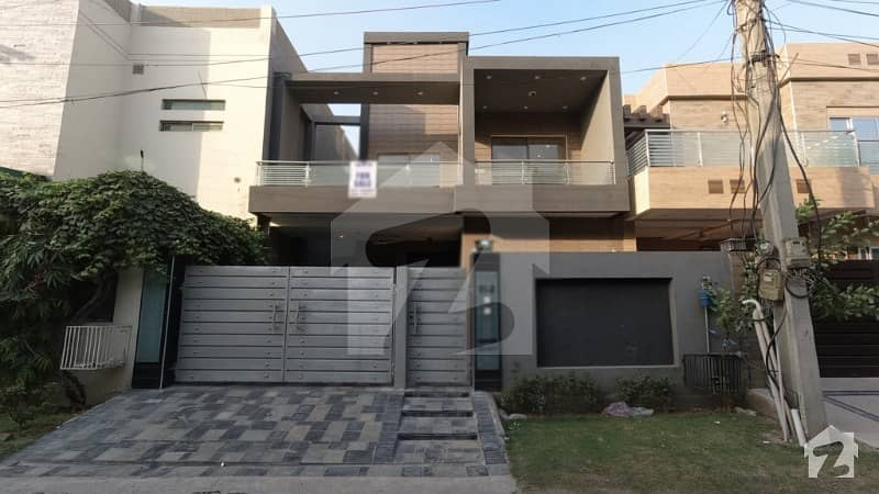 Beautiful House For Sale In Bankers Town Sector B Near DHA Phase 5 Lahore
