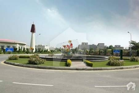 5 Marla Residential Plot Available For Sale In Bahria Nasheman