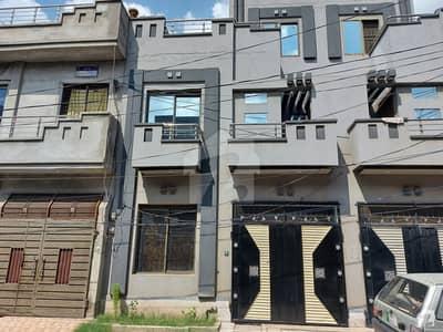 3 Marla House For Sale In Beautiful Lalazaar Garden