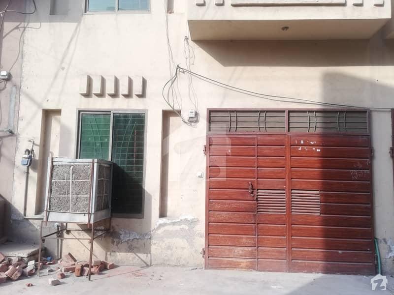 مُعیز ٹاؤن ہربنس پورہ لاہور میں 2 مرلہ مکان 40 لاکھ میں برائے فروخت۔