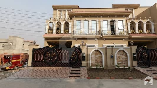 10 Marla Double Storey House For Sale In K Block Of Architect Engineers Society Lahore