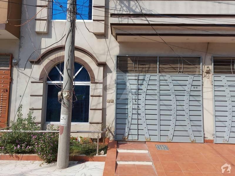 4 Marla House Up For Sale In Lalazaar Garden