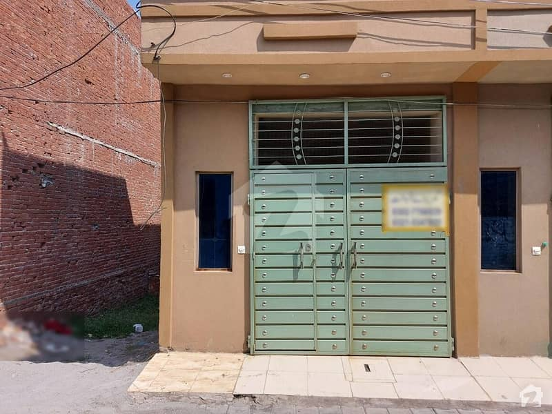 2 Marla House Available For Sale In Lalazaar Garden