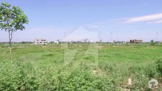 Facing Corner Clear Plot Sial Offers  Y  340  Plot For Sale
