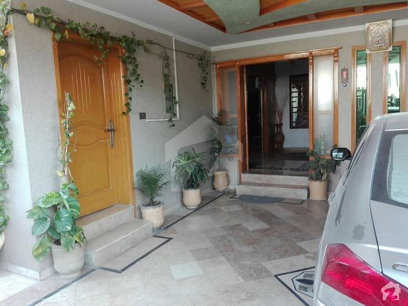 Soan Garden House Sized 11 Marla