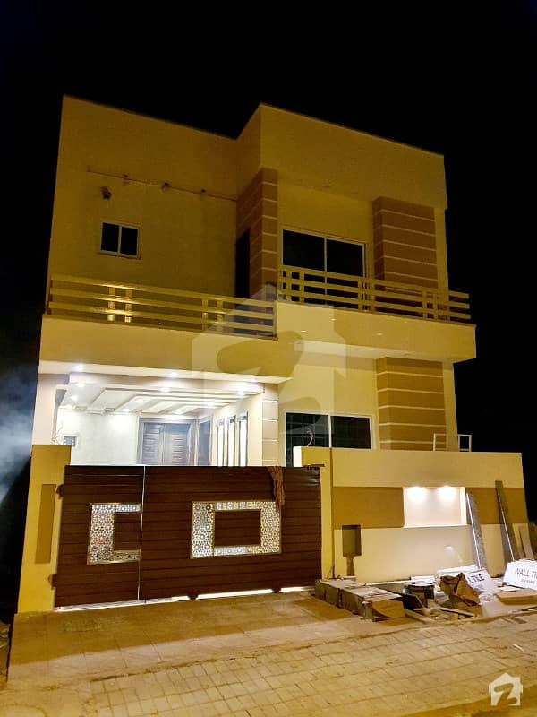 Single Unit Designer House Is Available For Sale