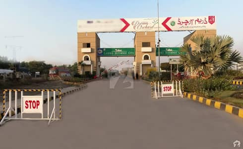Good 5 Marla Residential Plot For Sale In Lahore Motorway City