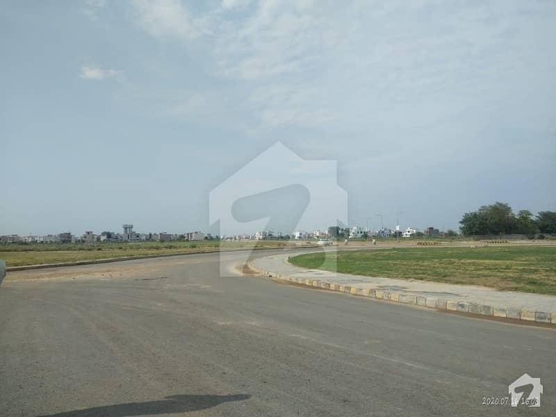 ڈی ایچ اے فیز 8 - بلاک ٹی فیز 8 ڈیفنس (ڈی ایچ اے) لاہور میں 1 کنال رہائشی پلاٹ 3.45 کروڑ میں برائے فروخت۔