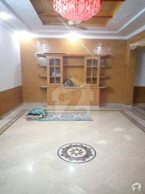 30x60 Top Class Owner Built House For Sale