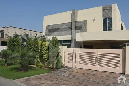 1 Kanal Stunning Bungalow Is Available For Rent In Phase V DHA