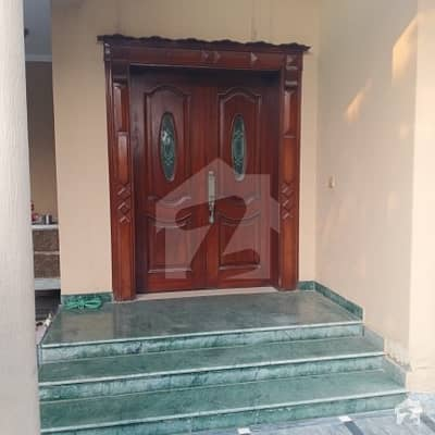 1 kanal furnished lower portion 2 beds for rent DHA Phase 2