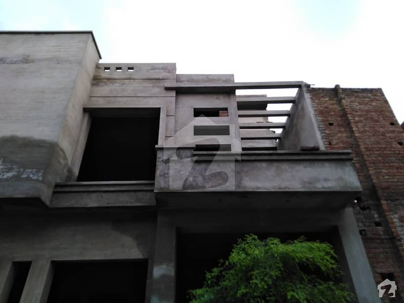 5 Marla House For Sale In Ghalib City