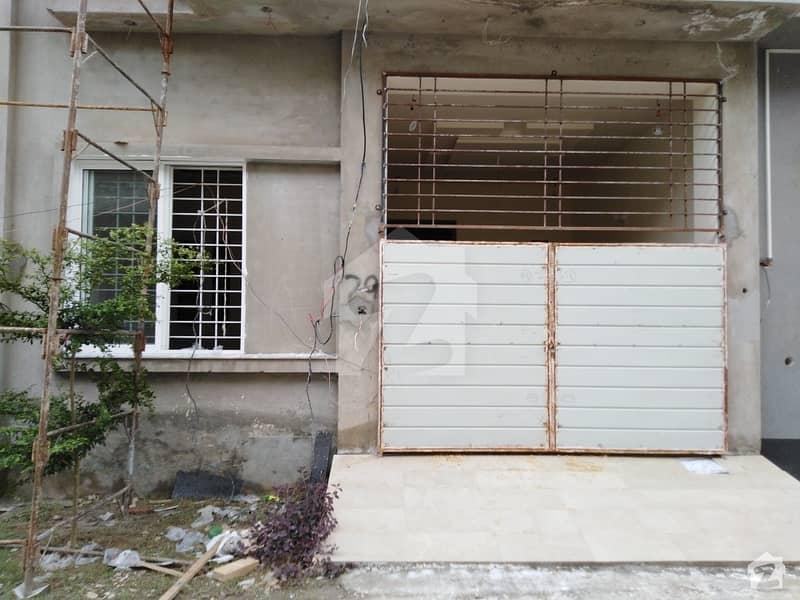 Ghalib City House Sized 5 Marla Is Available