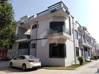 5 Marla Corner Double Storey House For Sale Making Hot