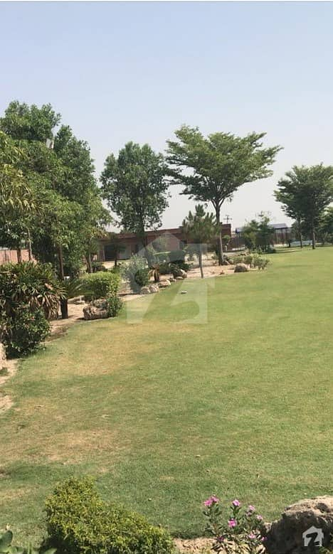 16 Kanal Farm House Is Available For Sale In Lahore Barki Road