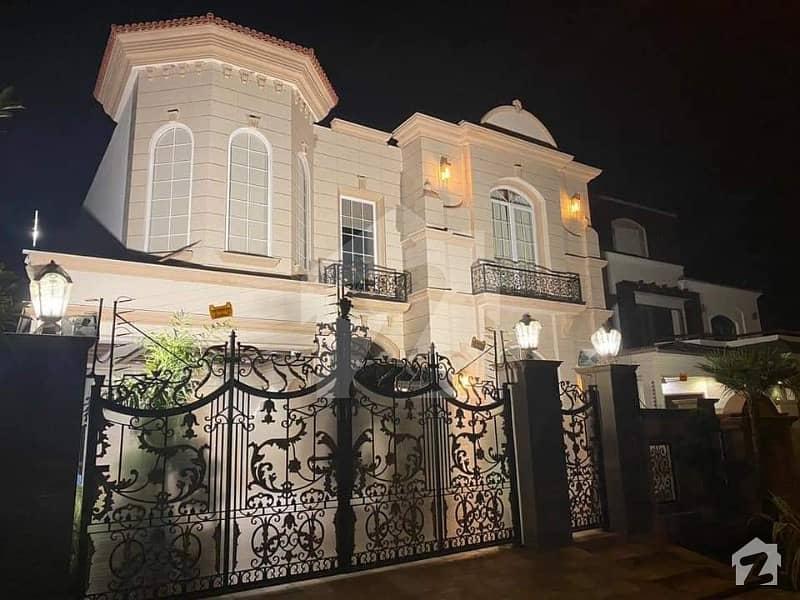 ڈی ایچ اے فیز 6 ڈیفنس (ڈی ایچ اے) لاہور میں 5 کمروں کا 1 کنال مکان 7.25 کروڑ میں برائے فروخت۔
