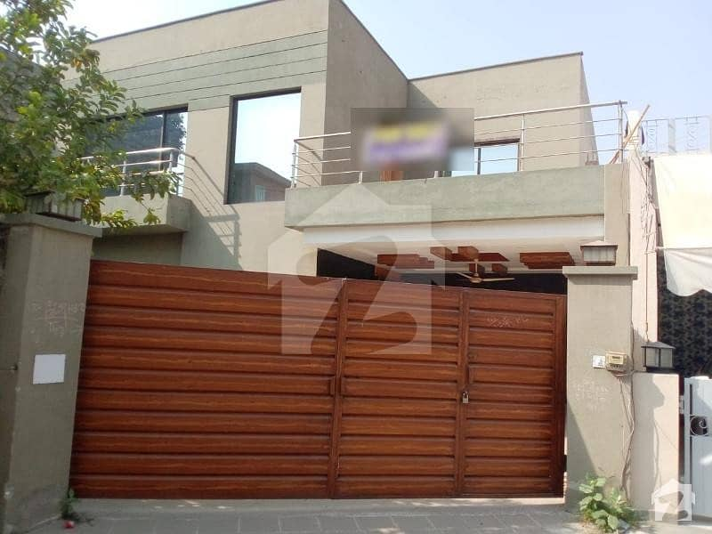 16 Marla Brand New House For Sale In Divine Garden Lahore