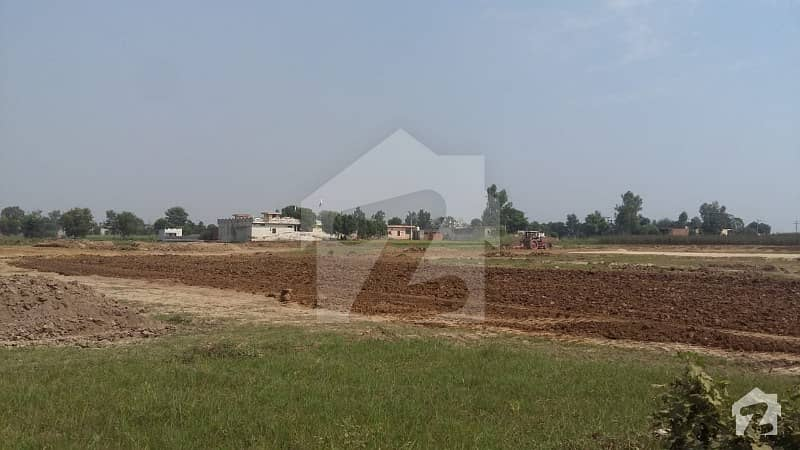 5 Marla 75 Feet Road Residential Plot For Sale At LDA City Phase 1 Block N  At Prime Location