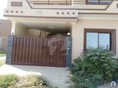 3.5 Marla House For Sale In Beautiful Shadman City