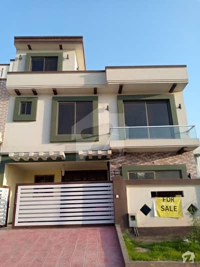 7 Marla Brand New House For Sale G132 Islamabad Ideal Location Tiles Floor Modern Construction Luxury House