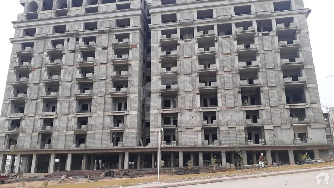 ایل سیلو جی ٹی روڈ اسلام آباد میں 3 کمروں کا 6 مرلہ فلیٹ 75 لاکھ میں برائے فروخت۔