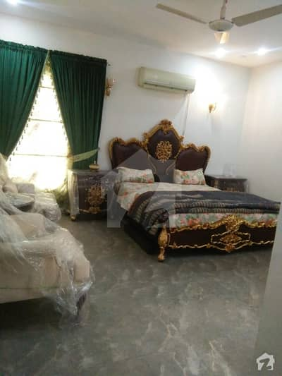 1 Kanal  Furnished Luxurious Bungalow For Rent At Phase 4 Block FF