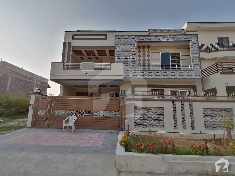 Brand New 40 x 80  House Is Available For Sale At G13