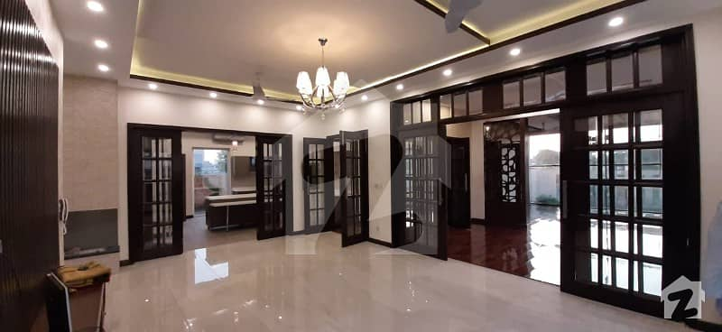 Solid Construction Brand New Villa For Sale At Prime Location Fresh Atmosphere
