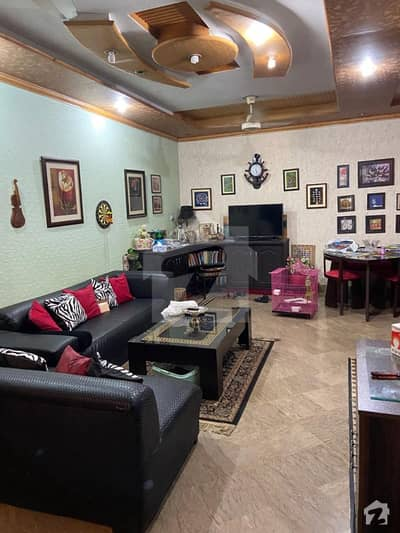7 Marla House Is Available For Sale On Main 80 Feet Road