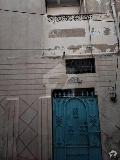 کورنگی روڈ کورنگی کراچی میں 3 کمروں کا 0.27 مرلہ مکان 55 لاکھ میں برائے فروخت۔