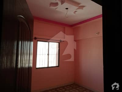 2 Bed Drawing Dining Well Maintained Flat For Rent Nazimabad 3 Nearest To Main Road