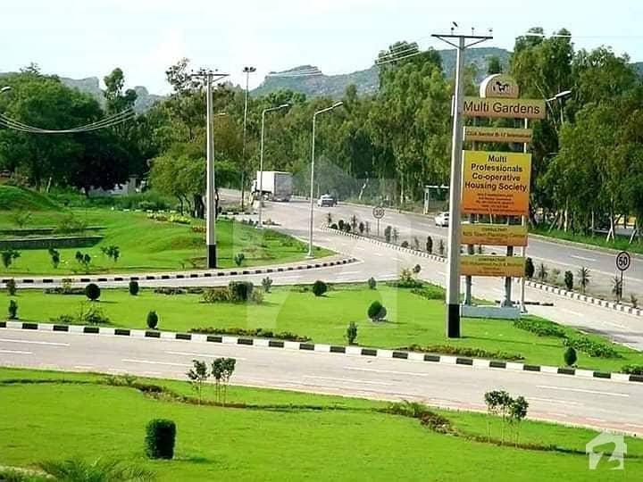ایم پی سی ایچ ایس - بلاک سی 1 ایم پی سی ایچ ایس ۔ ملٹی گارڈنز بی ۔ 17 اسلام آباد میں 10 مرلہ رہائشی پلاٹ 60 لاکھ میں برائے فروخت۔
