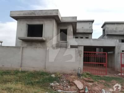 14 Marla Solid Owner Build Gray Structure For Sale In Divine Garden