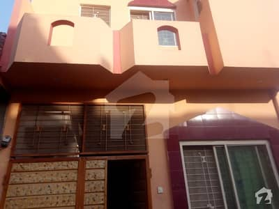 Good House Reasonable Price Wide Front House Extra Features All Facilities
