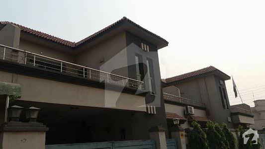 1 Kanal 4 Bedroom Brig  House  For Rent In Askari 11 Lahore