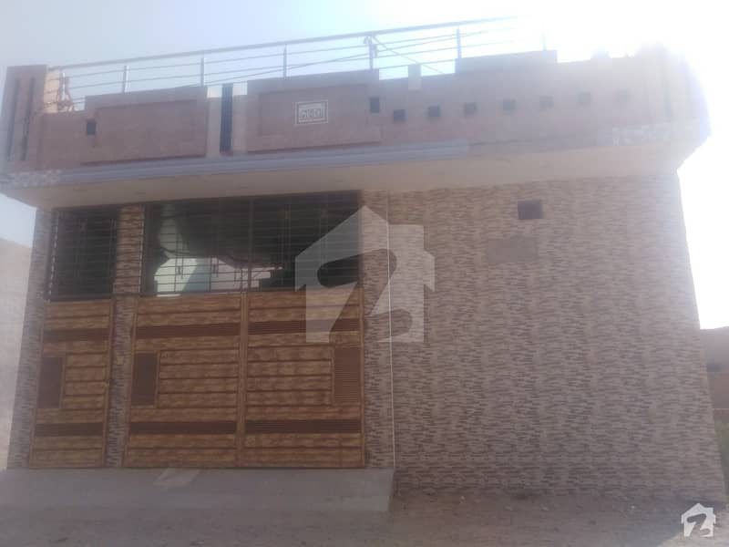 4 Marla Single Storey House Available For Sale