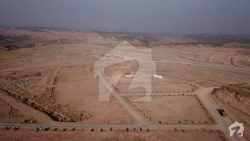 4 Marla Commercial Plot Is Available For Sale In Rose Block  Dha Valley Islamabad All Dues Clear  Fresh Open