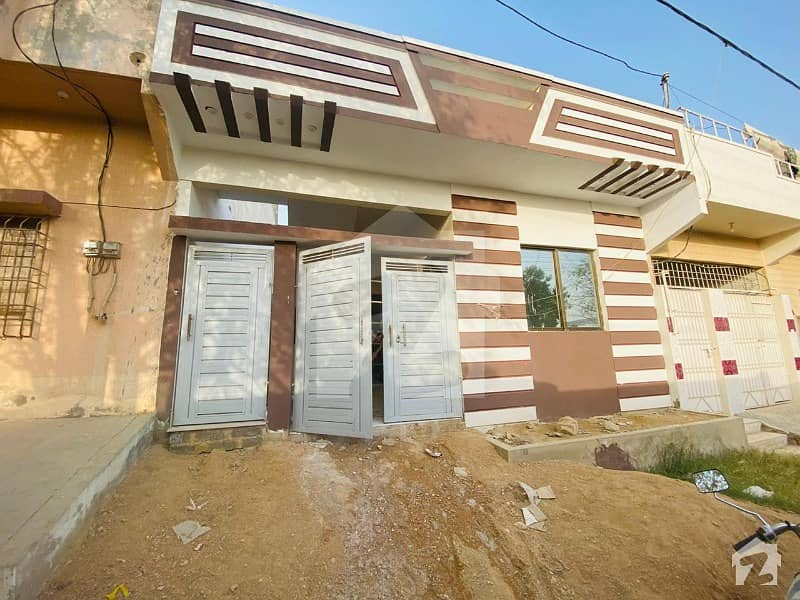 1080  Square Feet House In Gadap Town For Sale At Good Location