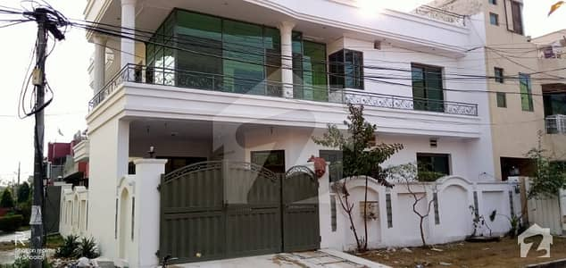 12 Marla Double Storey 5bed Corner House For Rent For Office Only In Revenue Society A Block